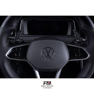 LEYO Motorsport shift paddles for VW Golf MK8 incl. GTI does not fir R - black