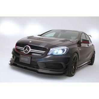Varis carbon air intake fairing for Mercedes W176 A45 AMG