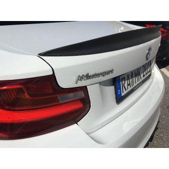 MK-Motorsport Carbon Gurny-Flap für BMW F87 M2
