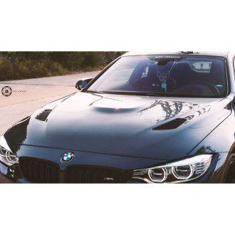 MTC Carbon Motorhaube mit Lufteinlässen für BMW F8X M3/M4
