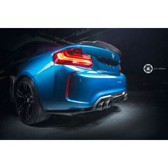 MTC carbon spoiler for BMW F87 M2