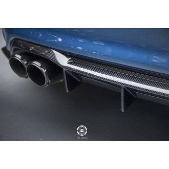 MTC carbon diffuser for BMW F87 M2