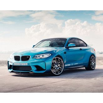PSM Dynamic Carbon Widebody Kit Carbon with Carbon Fiber Aero Kit for BMW 2er F87 M2