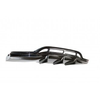 PSM Dynamic Carbon Rear Diffuser for Mercedes C-Klasse C205 C63 AMG