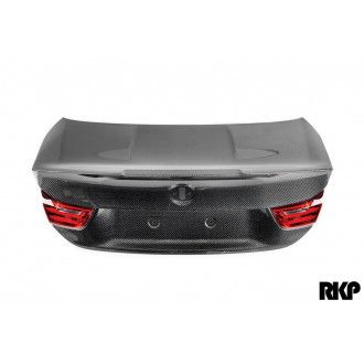 RKP carbon trunk lid for BMW F82 M4