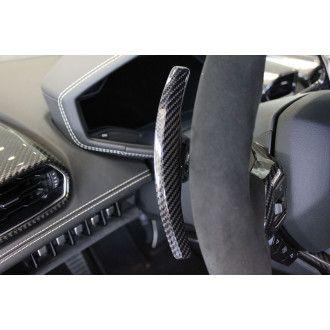 VOS carbon paddles for Lamborghini Huracan