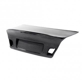 Seibon carbon trunk lid for BMW 3er E46 and M3 coupé 1999 - 2006 CSL-Style