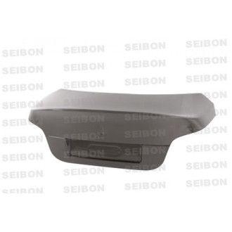 Seibon carbon trunk lid for BMW 5er E60 sedan 2004 - 2010 CSL-Style