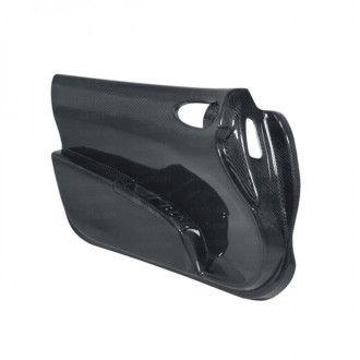 Seibon carbon DOOR PANELS (pair) for NISSAN 350Z 2002 - 2008