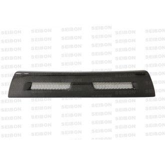Seibon carbon GRILLE (Shaved) for MITSUBISHI LANCER EVO X  2008 - 2012 S-style
