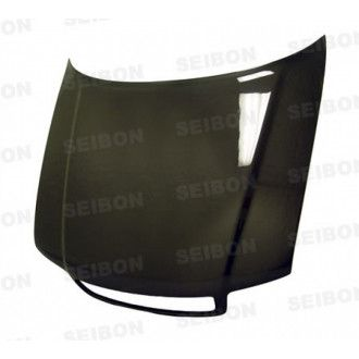 Seibon carbon hood for AUDI A4 B5 sedan and wagon 1996 - 2001 OE-Style