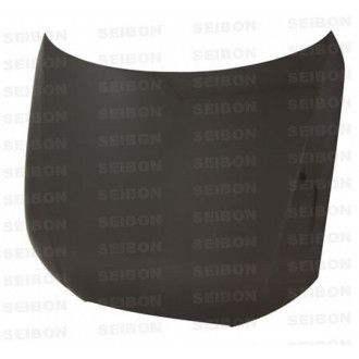 Seibon carbon hood for AUDI A4 B8 sedan and wagon 2009 - 2010 OE-Style