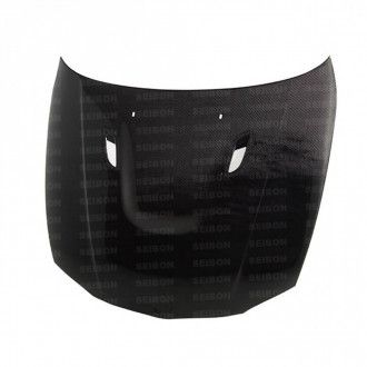 Seibon carbon hood for BMW 1er E81|E82|E87|E88 and 1M coupé 2008 - 2012 BM-Style