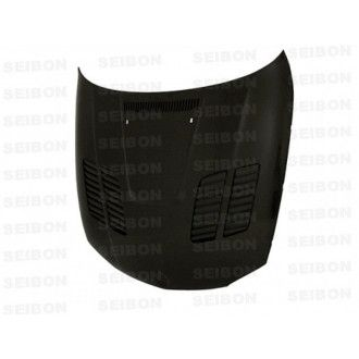 Seibon carbon hood for BMW 1er E81|E82|E87|E88 and 1M coupé 2008 - 2012 GTR-Style