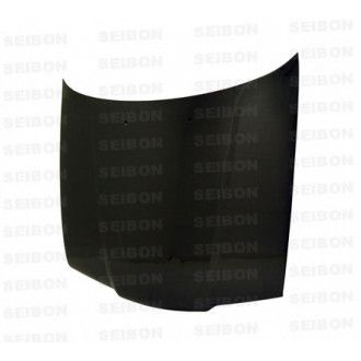 Seibon carbon hood for BMW 3er E36 and M3 coupé and convertible 1992 - 1998 OE-Style