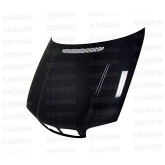 Seibon carbon hood for BMW 3er E46 coupé and convertible prefacelift 1999 - 2002 OE-Style