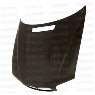 Seibon carbon hood for BMW 3er E46 M3 coupé and convertible 2001 - 2006 OE-Style
