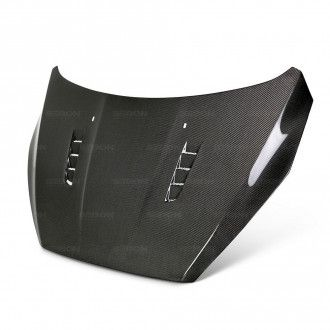 Seibon carbon hood for FORD Focus sedan and hatchback 2015-2018 RS-Style
