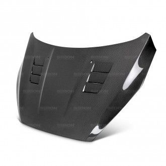 Seibon carbon hood for FORD Focus  sedan and hatchback 2015-2018 TS-Style