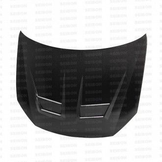 Seibon carbon hood for VW  Golf 6 and GTI 2010 - 2014 DV-Style