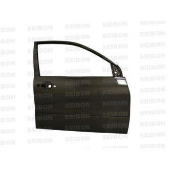 Seibon carbon FRONT DOORS (pair) for MITSUBISHI LANCER EVO VIII / IX 2003 - 2007