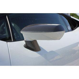 Seiler Performance Carbon Spiegelkappen mit Fuß für Lamborghini Huracan