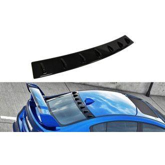 Maxton Design ABS Spoiler für Subaru Impreza WRX MK4 STI Carbon Look