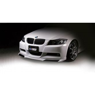 Varis carbon front lip spoiler for BMW 3 Series E90 E91 with M-Tech