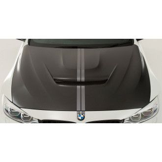 Varis carbon hood (System 1) 4p for BMW F82 M4