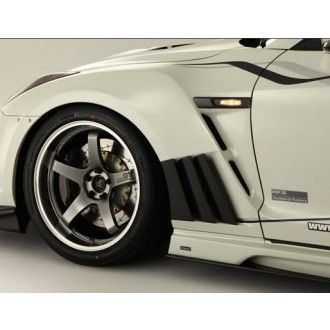 Varis carbon front fender for Nissan R35 GT-R