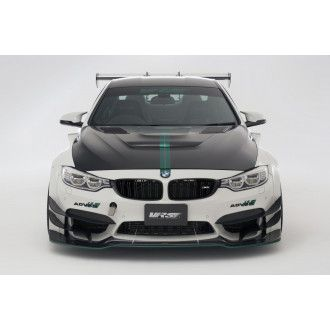 Varis VSDC canards for BMW F82 M4
