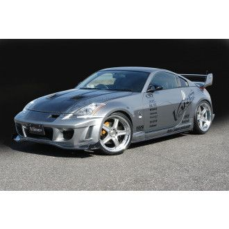 Varis Carbon Arising II Bodykit für Nissan 350Z