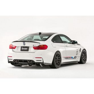 Varis carbon diffuser (System 1) for BMW 4 Series F82 F80 M3 M4