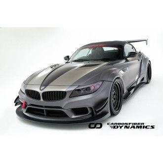 Varis carbon canards for BMW Z4 E89