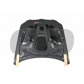 Varis Cooling hood (VSDC / carbon / carbon + fiberglass) for M3 E92 BMW