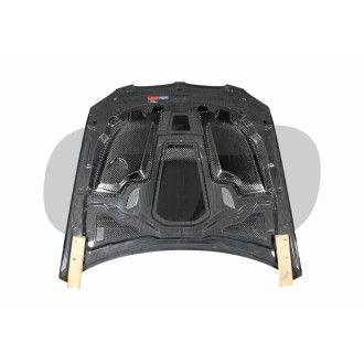 Varis Cooling hood (VSDC / carbon / carbon + fiberglass) for M3 E92 BMW