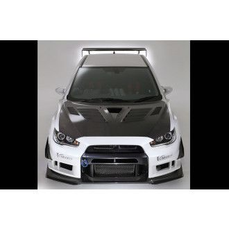 Varis carbon Ultimate bodykit for Mitsubishi Lancer Evo X