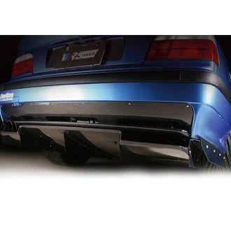 Varis carbon rear diffuser for BMW E36 M3