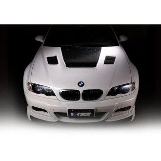 Varis carbon Cooling bonnet for BMW E46 M3