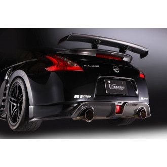 Varis carbon diffuser for Nissan 370Z Z34