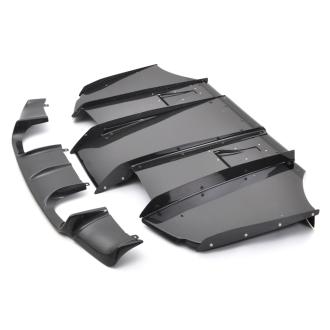 Varis carbon diffuser (System 1) for BMW E92 M3