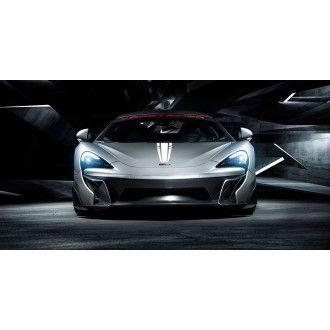 Vorsteiner 570-VX Aero Carbon Frontstoßstange mit Frontsplitter für McLaren 570S