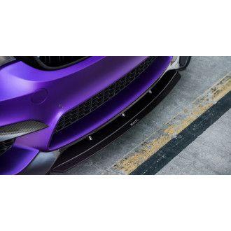 Vorsteiner Carbon Frontlippe für BMW F8x M3 M4 GTS-V Style 2014+