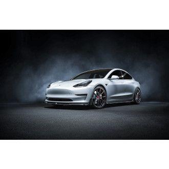 Vorsteiner Carbon frontlip for Tesla Model 3 2018+