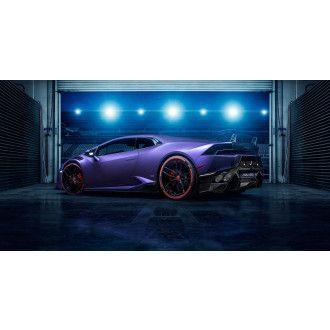 Vorsteiner carbon rear wing for Lamborghini Huracan Novara Edizione