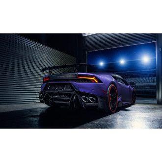 Vorsteiner carbon Heckstoßstange for Lamborghini Huracan Novara Edizione