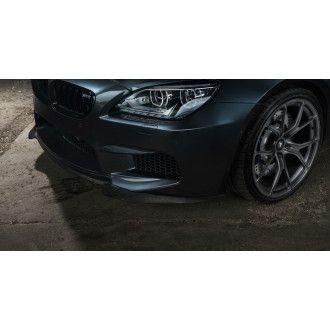 Vorsteiner carbon front lip BMW F12 M6 addon for