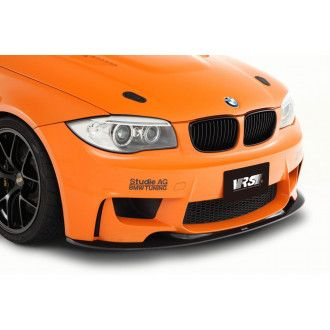Varis carbon front lip for BMW E82 1M