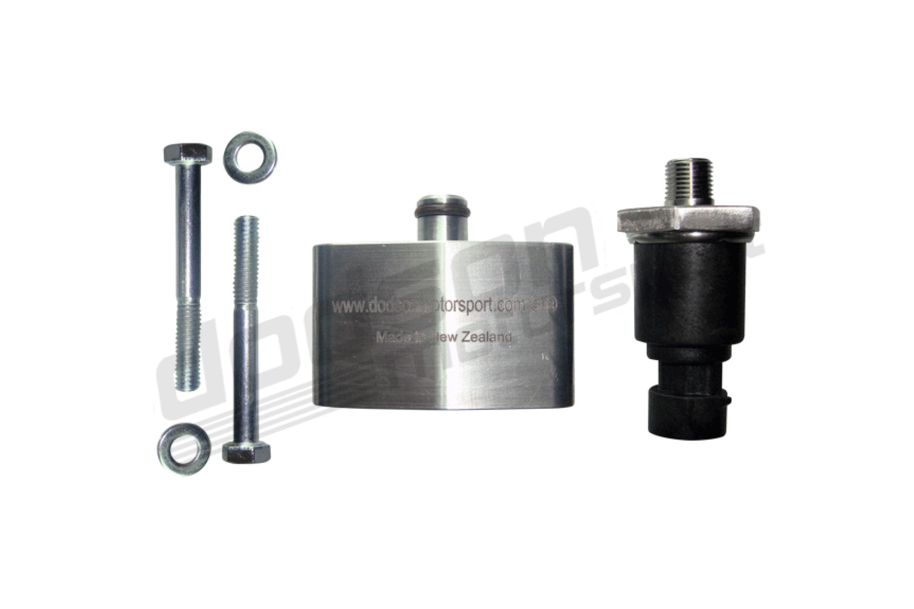 Dodson Kraftstoffdruck-Adapter Nissan GTR R35