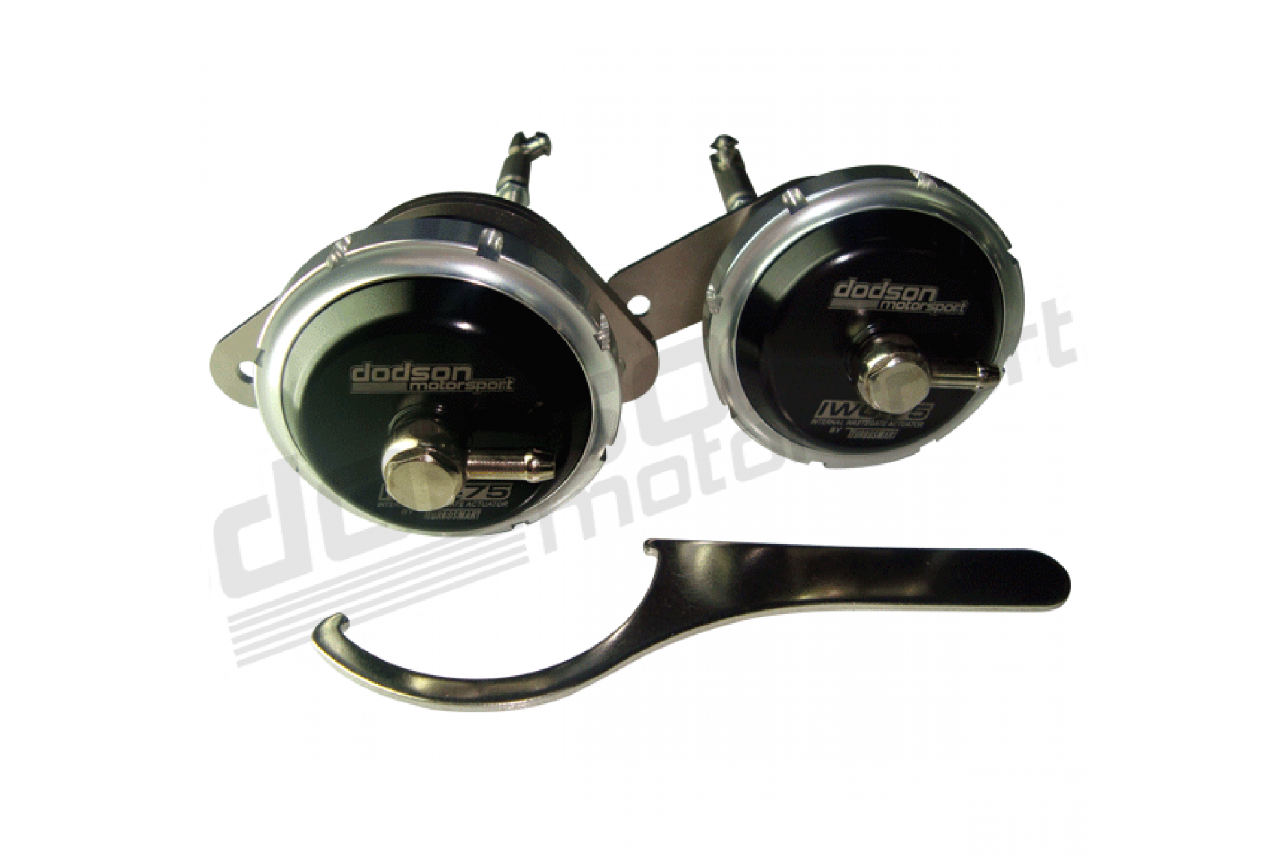 Dodson Silikon-Radiator Schlauch-Set - schwarz Nissan GTR R35